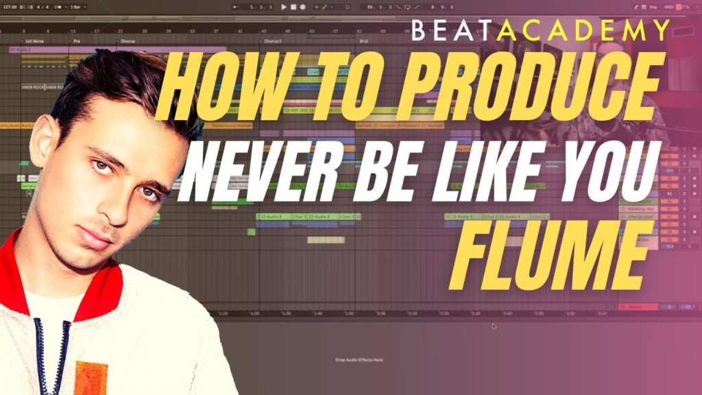 """How to Produce: """"Never Be Like You"""" by Flume Tutorial 2"""