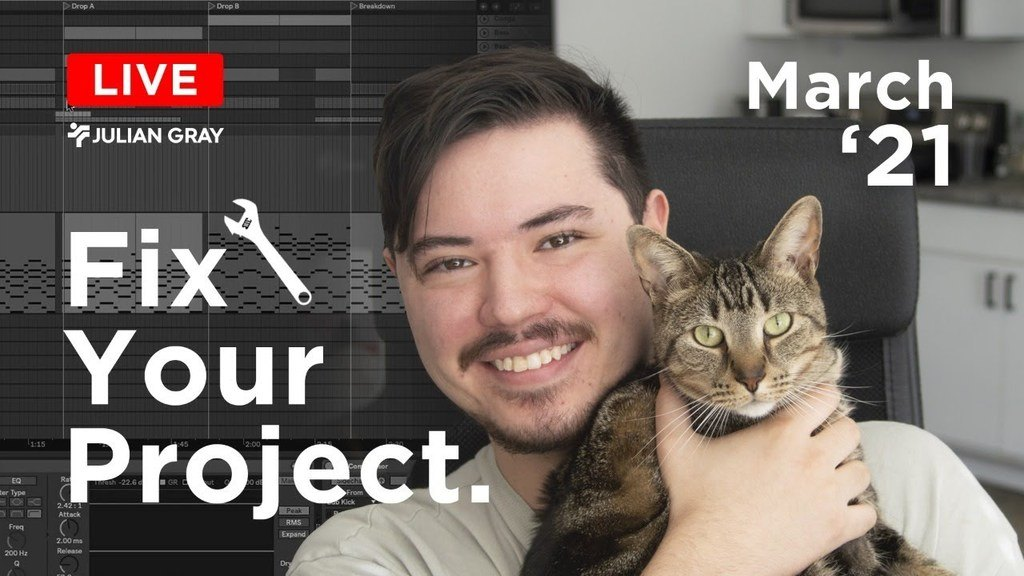 Fix Your Project Stream - March 2021 2