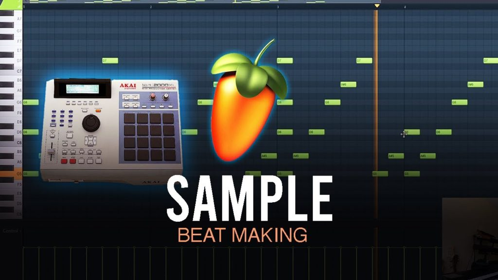 How to Make SAMPLE BEATS • Chopping and Time Stretch 2