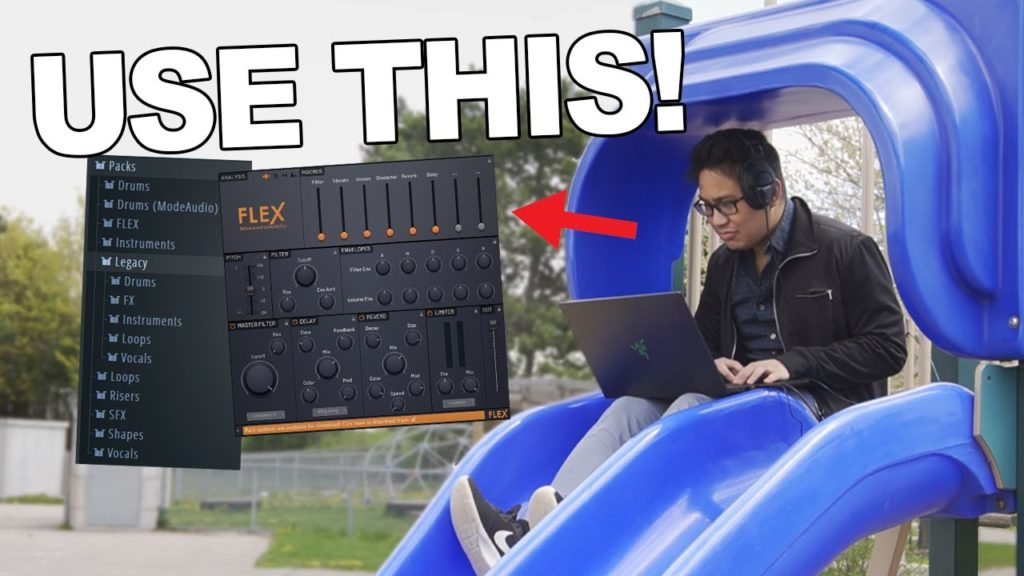 IMAGINE SLEEPING ON STOCK PLUGINS! MAKING A BEAT FROM SCRATCH IN FL STUDIO WITH A RAZER BLADE 17! 2