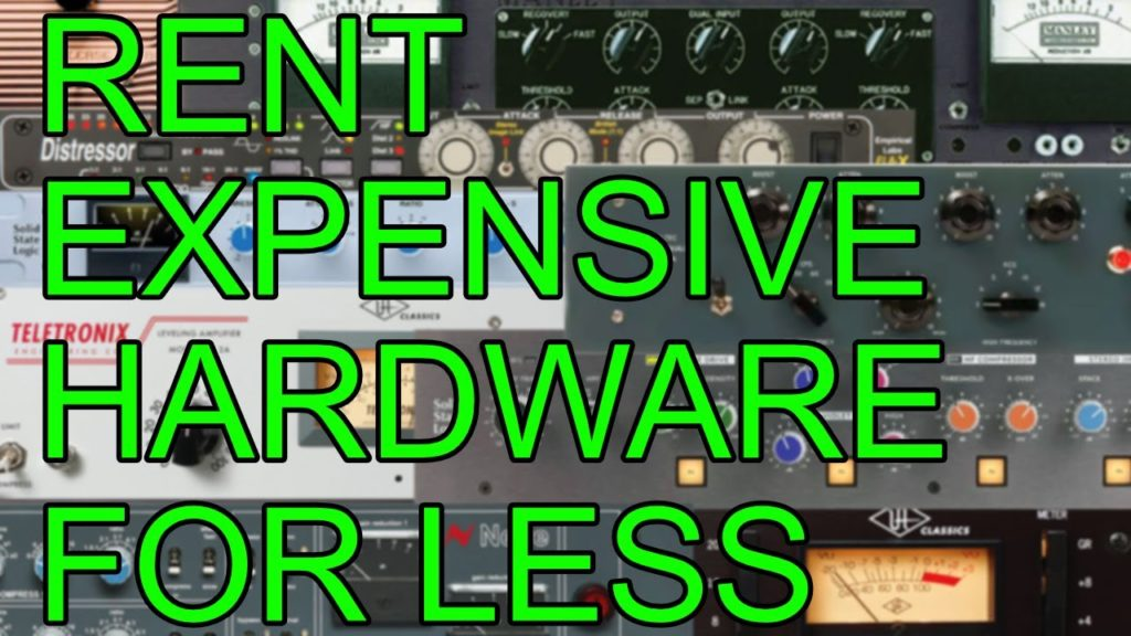 How to Use Access Analog with REAPER part 1 | Affordable Audio Hardware Rentals in the Cloud Cheap 2