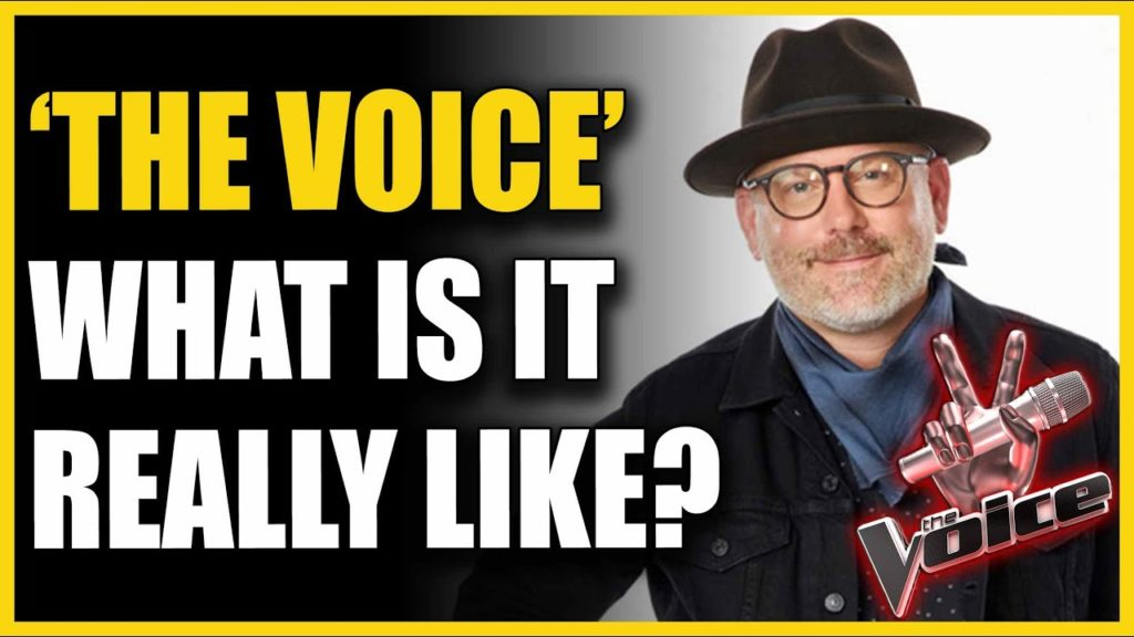 THE VOICE - My Time On The Hit Show with Pete Mroz 2