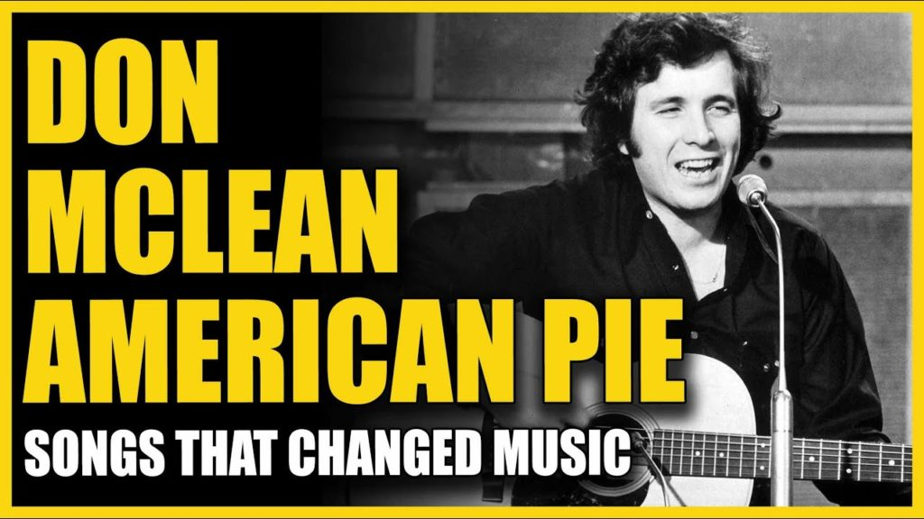 Songs That Changed Music: Don McLean - American Pie 2