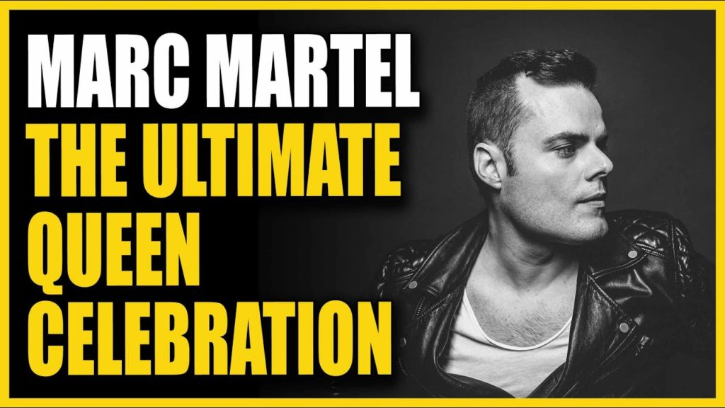 Marc Martel: Let Me Entertain You - Queen Cover (Performance, Interview and Multitracks) 2