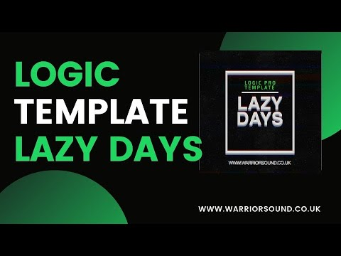 Use This Logic Pro X J Cole Type Beat Template 2