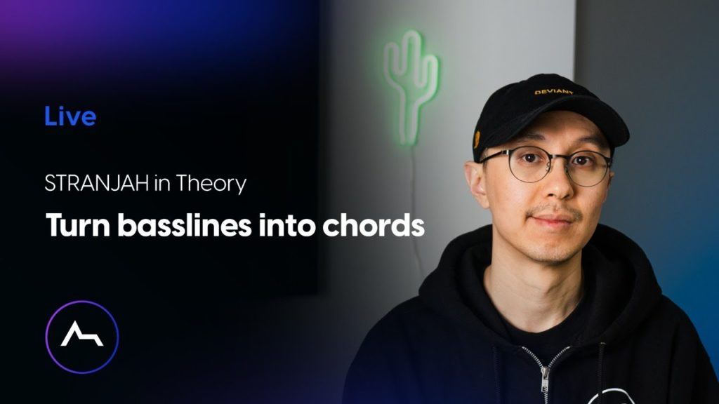 MUSIC THEORY LIVE: Turn Basslines Into Chords 2