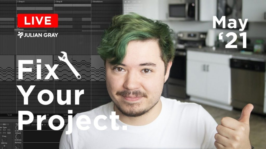 Fix Your Project Stream - May 2021 2