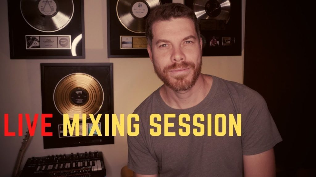 LIVE In Studio: Music Production Tips 2