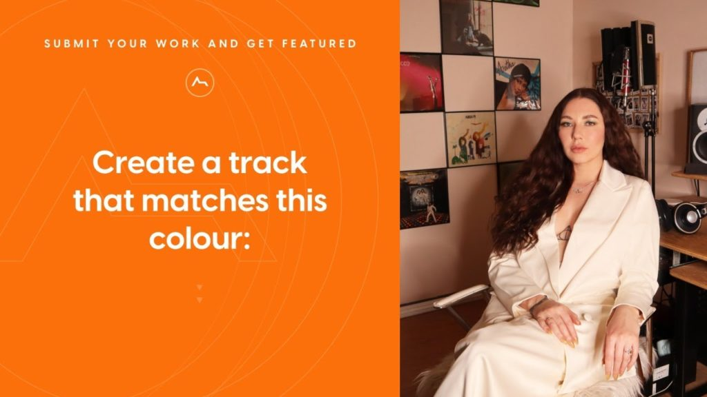 Production Challenge: Create a track that matches this colour: Orange 2