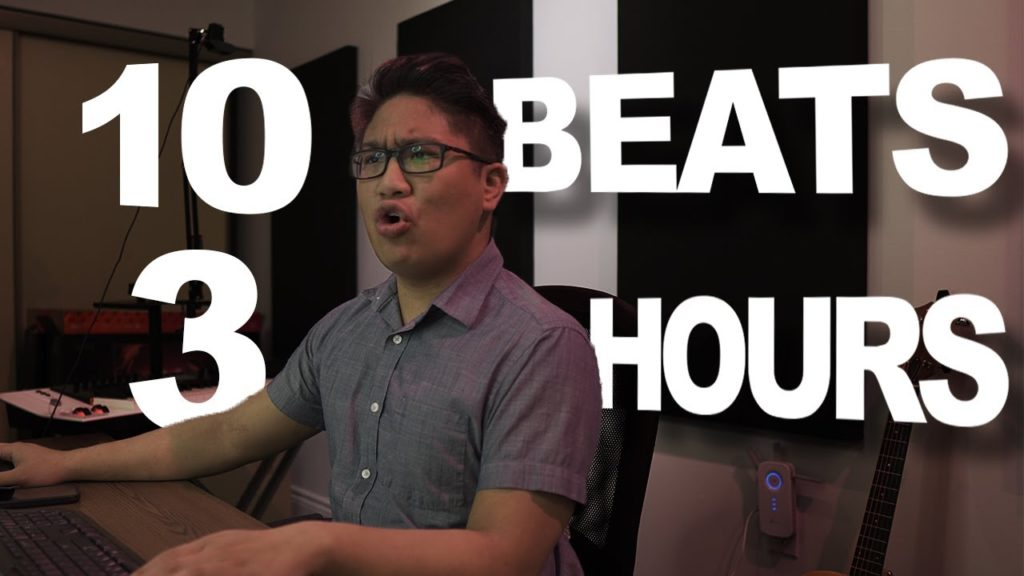 I made 10 beats in 3 hours! 2
