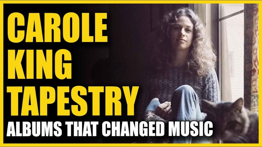 Albums That Changed Music: Carole King - Tapestry 2