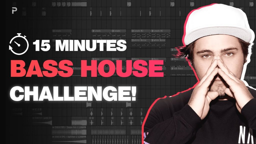 Making A Bass House Drop in 15 MINUTES! 🔥 2