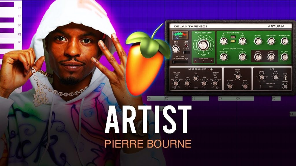 NEW ARTURIA PLUGINS ARE FIRE • Pierre Bourne [Free Project Download] 2