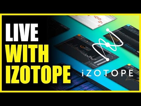 Mixing LIVE with iZotope 2