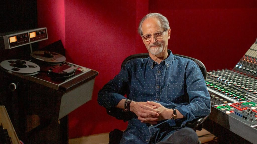"""Eddie Kramer Producing """"All Along the Watchtower"""" by Jimi Hendrix 2"""
