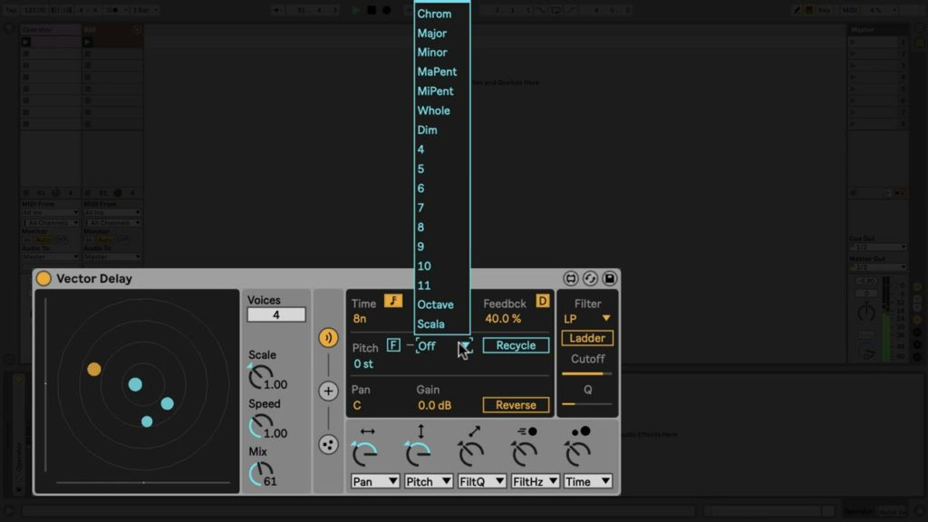 Learn Live 11: Vector Delay 2