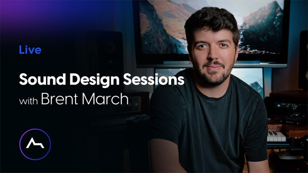LIVE - Creating Pads in Serum, Pigments & Vital Sound Design Sessions with Brent March 2