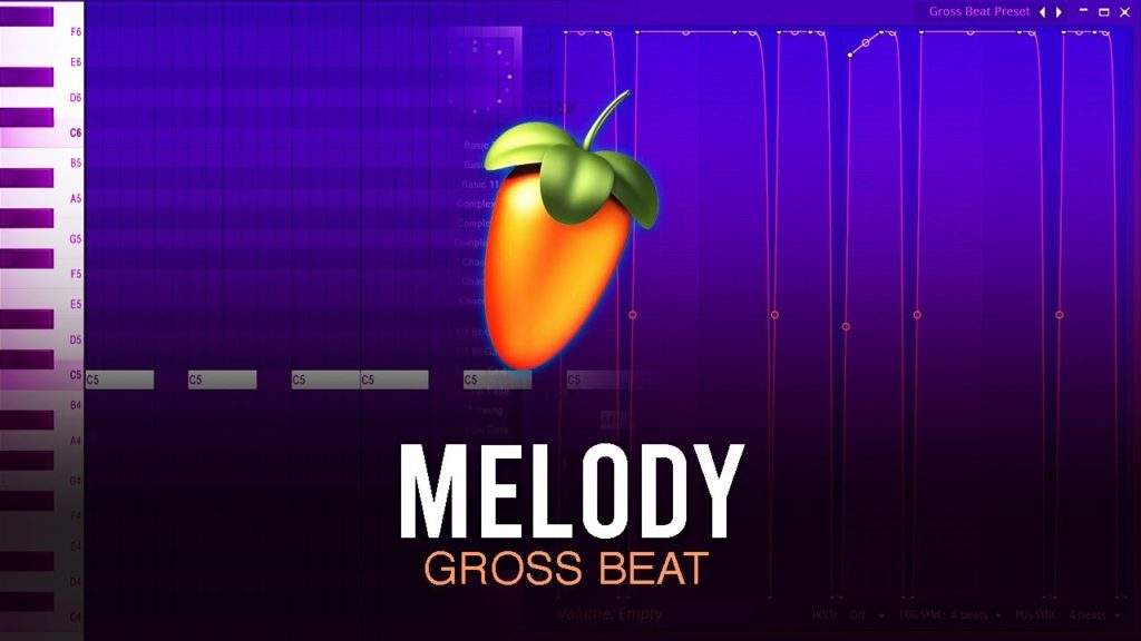 How to Make MELODIES • Gross Beat ADVANCED Tutorial 2