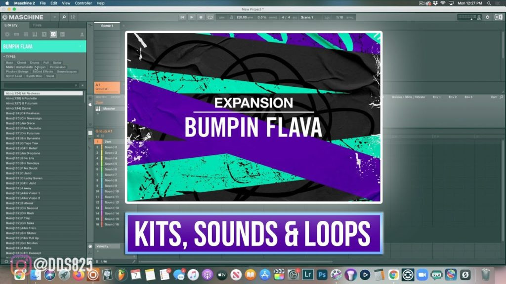 New Bumpin Flava Expansion (The Loops, Kit, & Sounds) Sound By Sound! 2