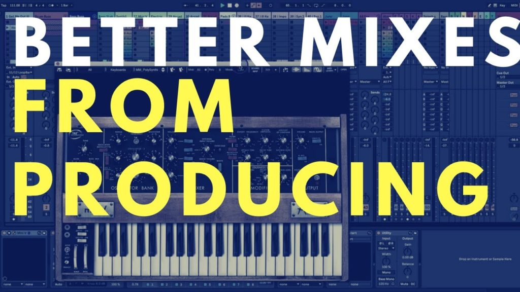 How To Mix Faster By Producing Right 2