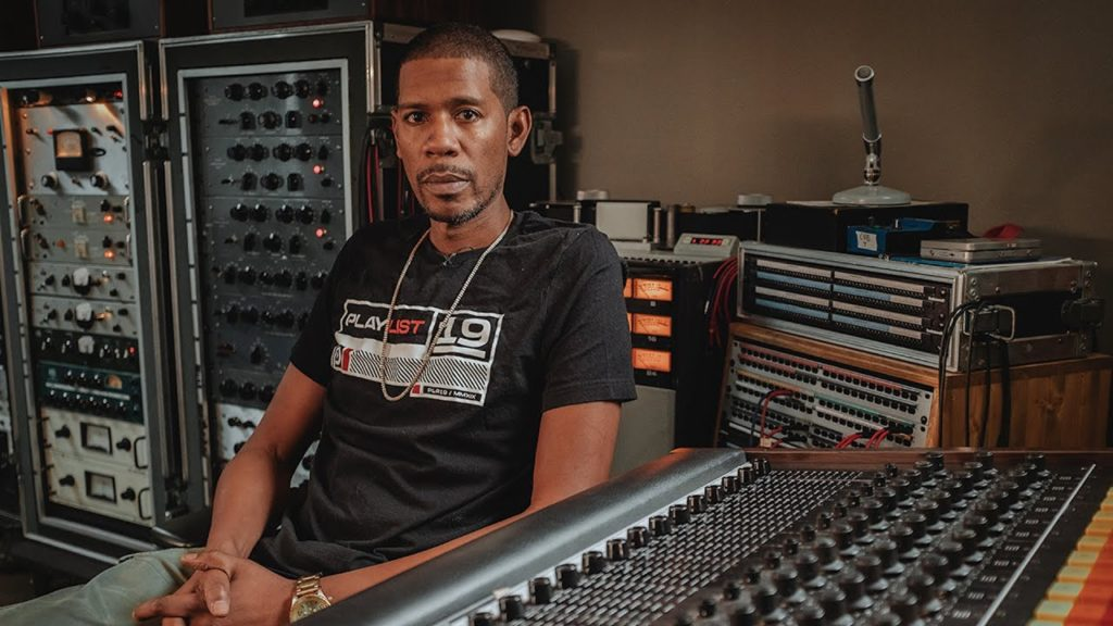 Taking your ideas to the next level with Young Guru 2