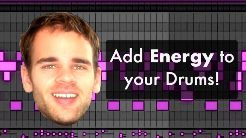 Add ENERGY to your Drum Loops   You Suck at Drums #3 2