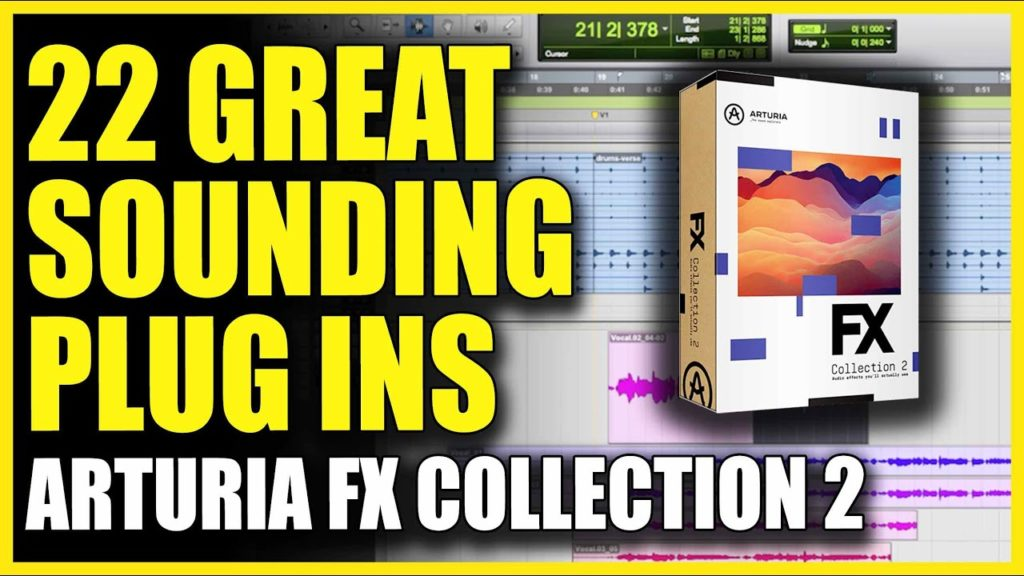 Arturia FX Collection 2 Review: 22 Great Sounding Plug Ins 2