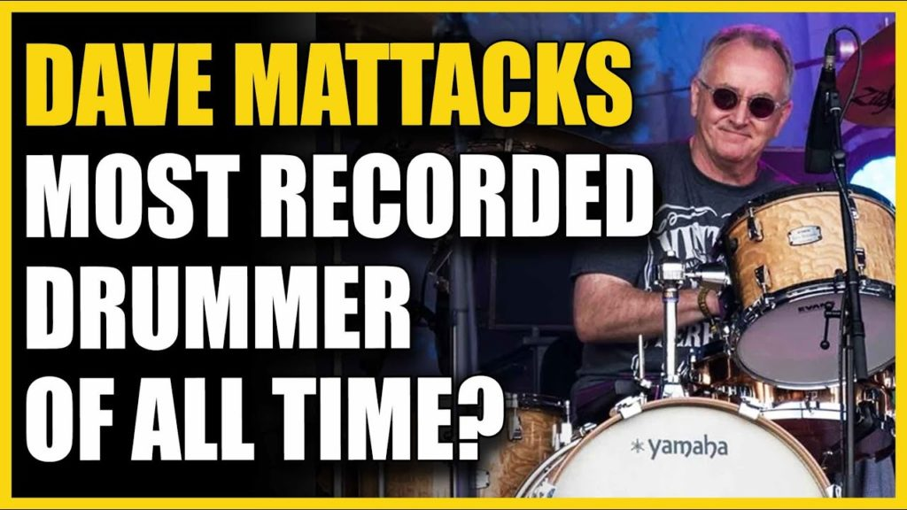 Dave Mattacks Interview: One Of Most Recorded Drummers Of All Time 2