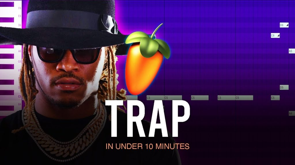 FL STUDIO • How to Make a Trap Beat in Under 10 Minutes 2