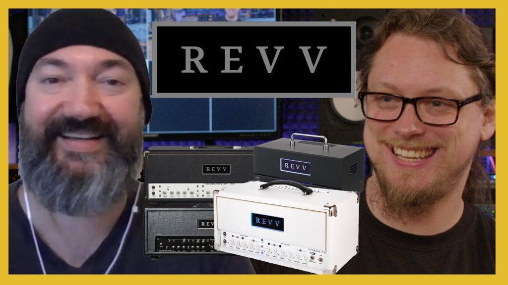What you never knew about Revv Amps!! - Revv CEO Interview (Dan Trudeau) 2