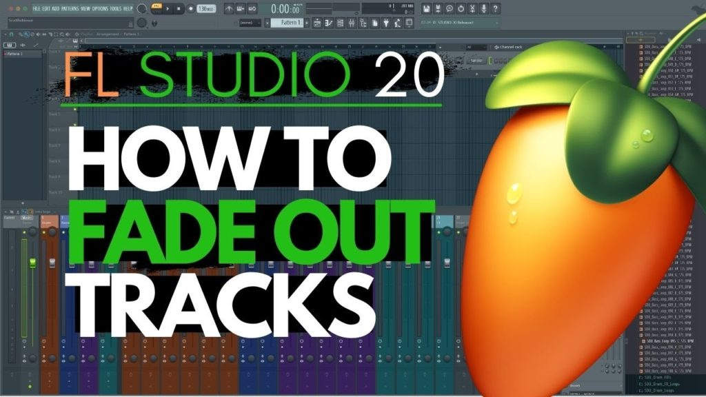 FL Studio How to Fade Out a Track 2