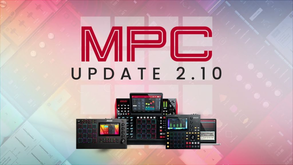 New Update for MPC   MPC 2.10 Features Update 2