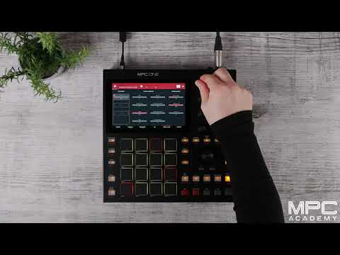 808 Glides on MPC One with Enhanced Keygroup Section Updates 2