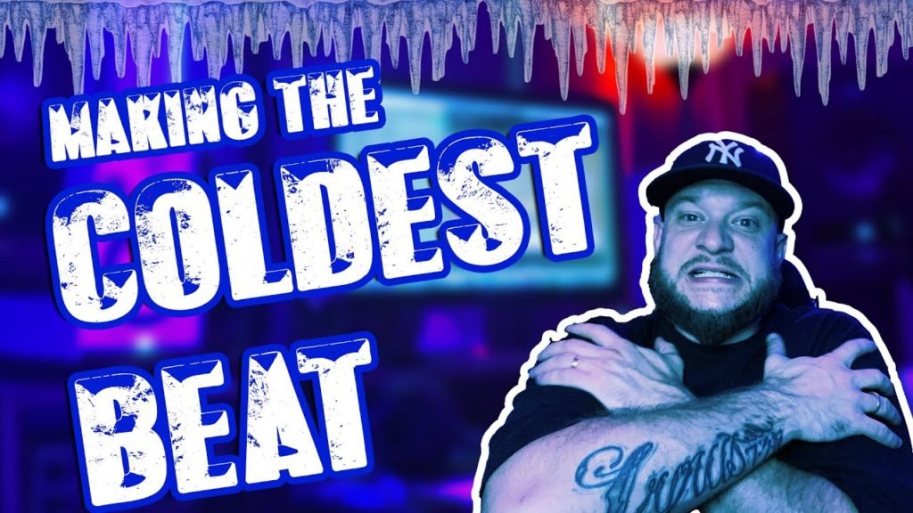 🥶 MAKING THE COLDEST BEAT FROM SCRATCH IN LOGIC PRO X! 2