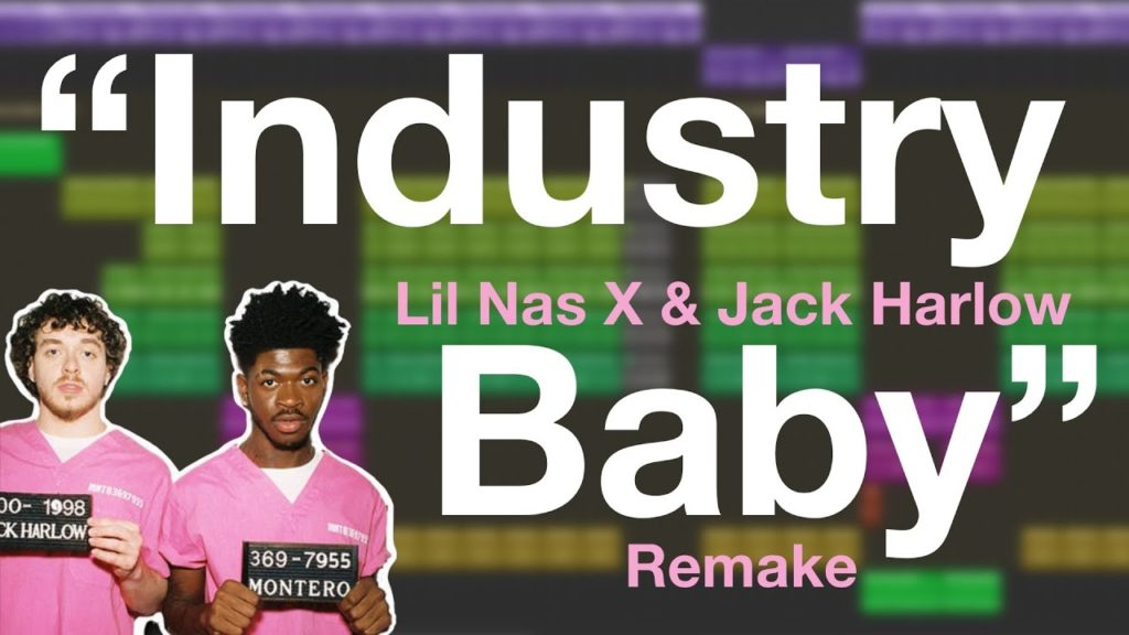 """Lil Nas X & Jack Harlow """"Industry Baby"""" (IAMM) Remake 2"""