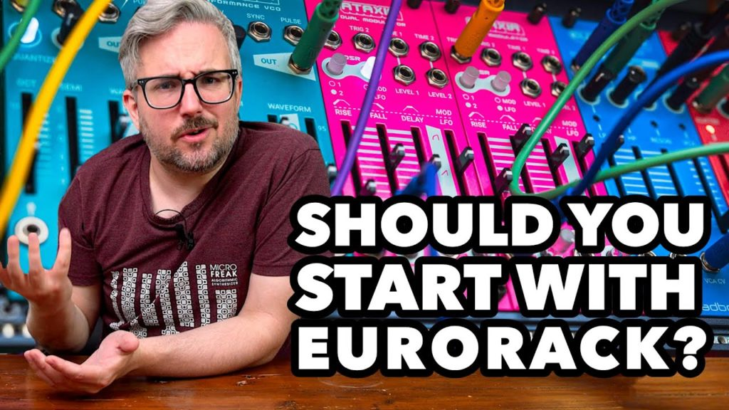 Should You Start with Eurorack? // 10 Things to Think About Before Spending $$$ 2