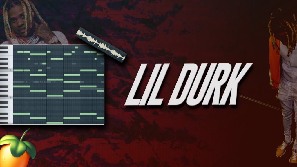 I Made A CRAZY Beat For Lil Durk 2