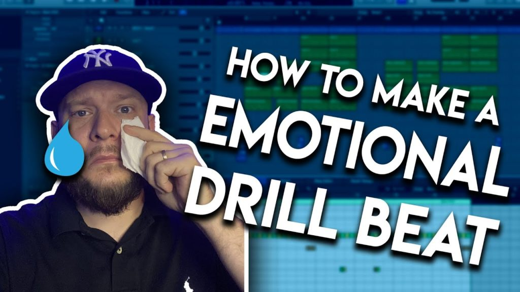 😭 I MADE AN EMOTIONAL DRILL BEAT IN LOGIC PRO X - WITH NIKO's MIDI PACK 2