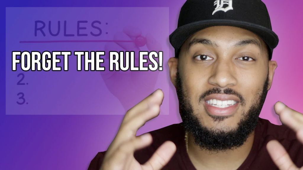Forget The Rules & Create! 2