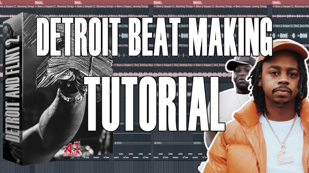 How To Make Detroit x Scam Rap Type Beats [+Sample Pack] 2