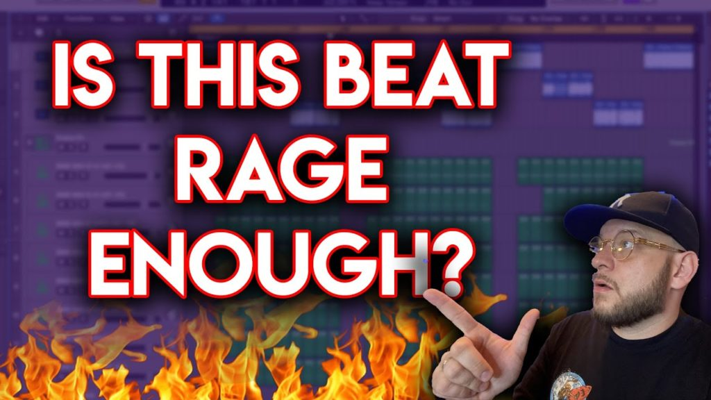 How to make a Rage Type Beat in Logic Pro X | Making a beat from scratch in Logic 2