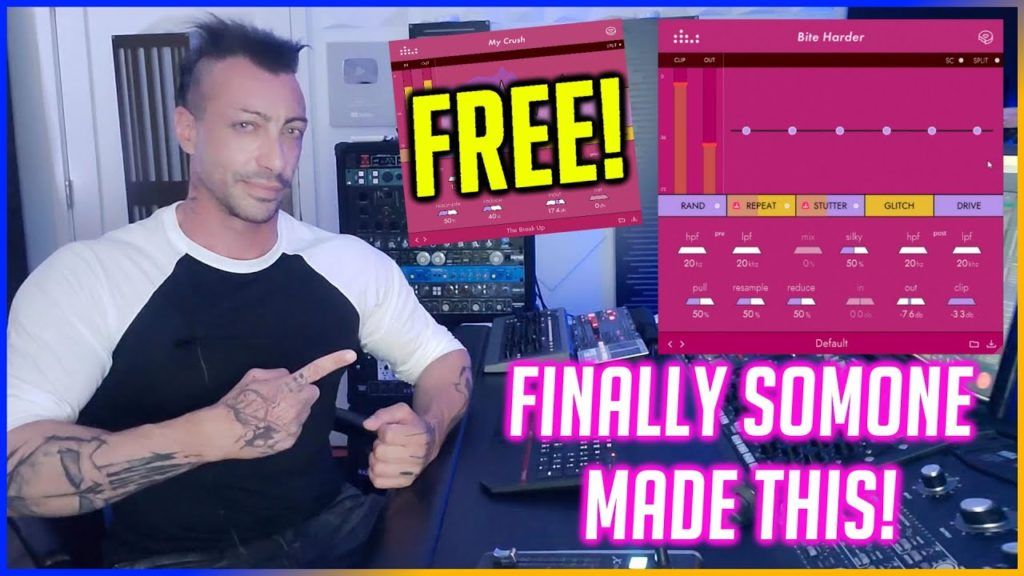 2 NEW PLUGINS AND ONE IS FREE! 🔥🤯 BITE HARDER is a CRAZY plugin! 2