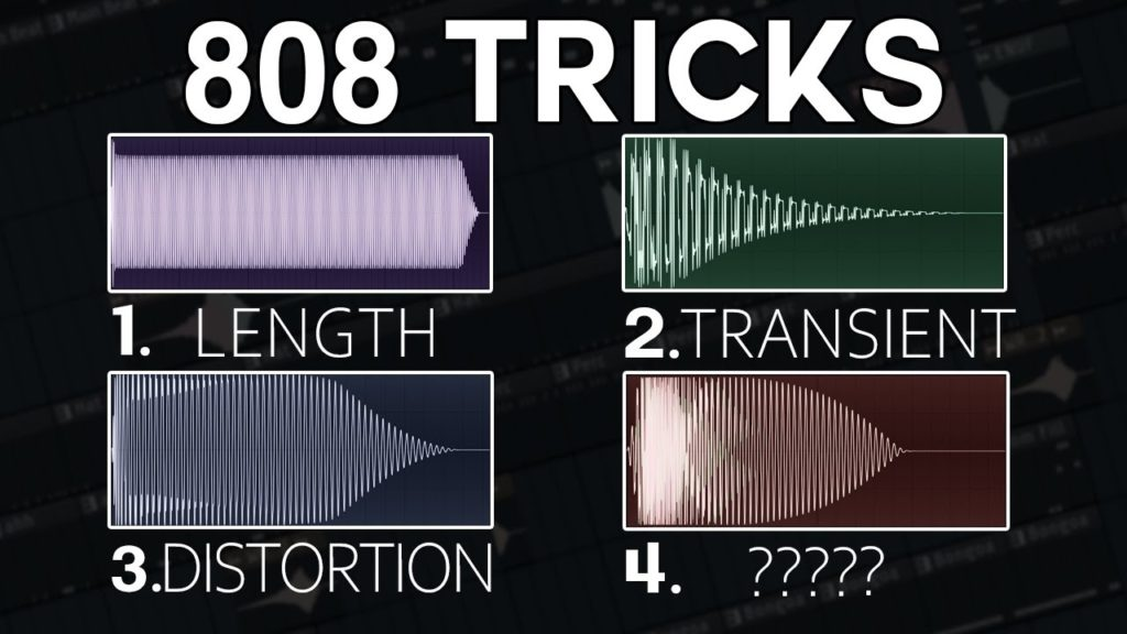 8 Tricks For Perfect 808s! 2