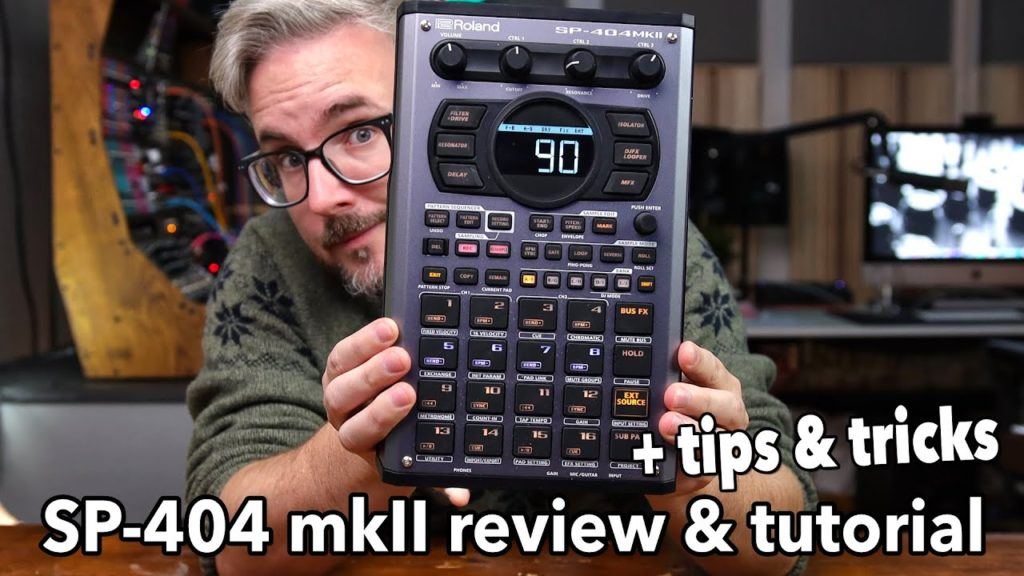 Roland SP-404 mkII – Everything You Need to Know! // Review & tutorial + Tips & Tricks! 2
