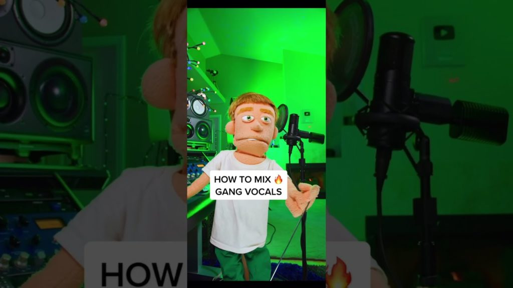 How to Mix Gang Vocals & Chants 2